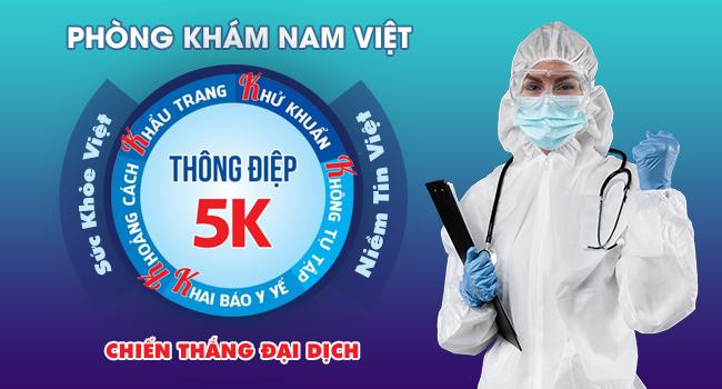 Phòng Khám Đa Khoa Nam Việt - Phòng Khám Chuẩn Quốc Tế Ở HCM