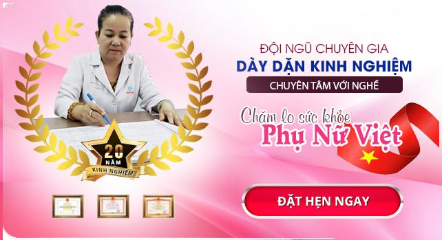 Phòng khám phụ khoa Nam Việt