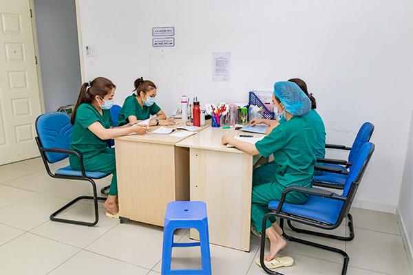Thư viện ảnh Phòng khám Đa khoa Nam Việt